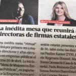 En Chile faltan mujeres en los altos cargos
