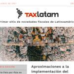 Les recomendamos el Newsletter de Taxlatam